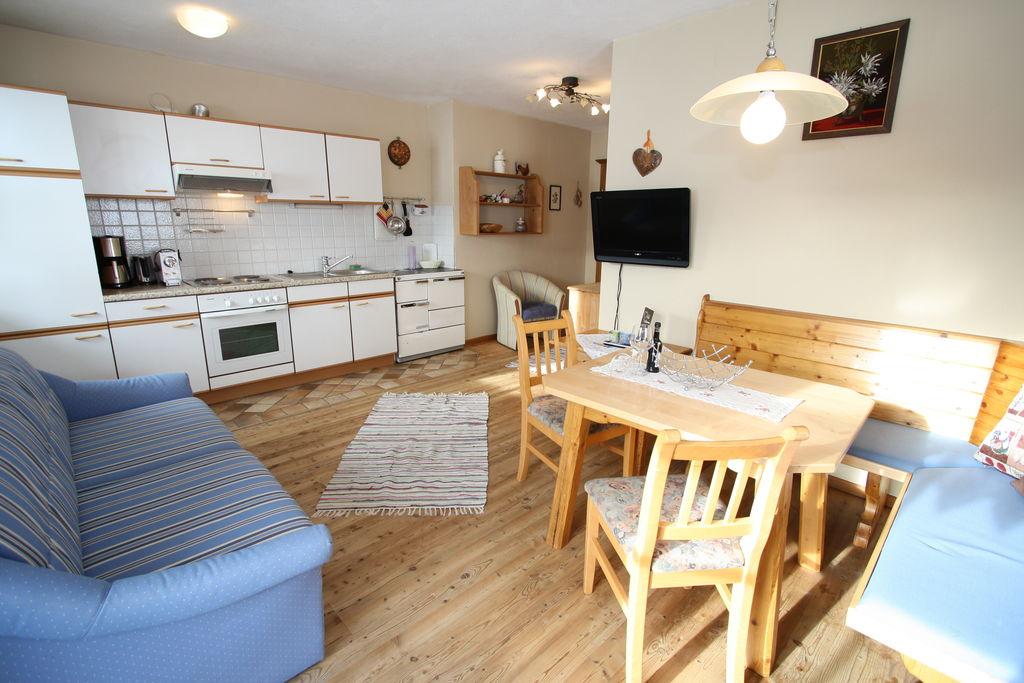 Sfeervol appartement in Filzmoos met een sauna - Boerderijvakanties.nl