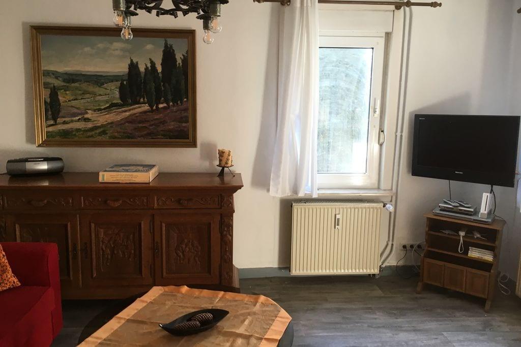 Idyllisch vakantiehuis in Sauerland met uitzicht de heuvels - Boerderijvakanties.nl