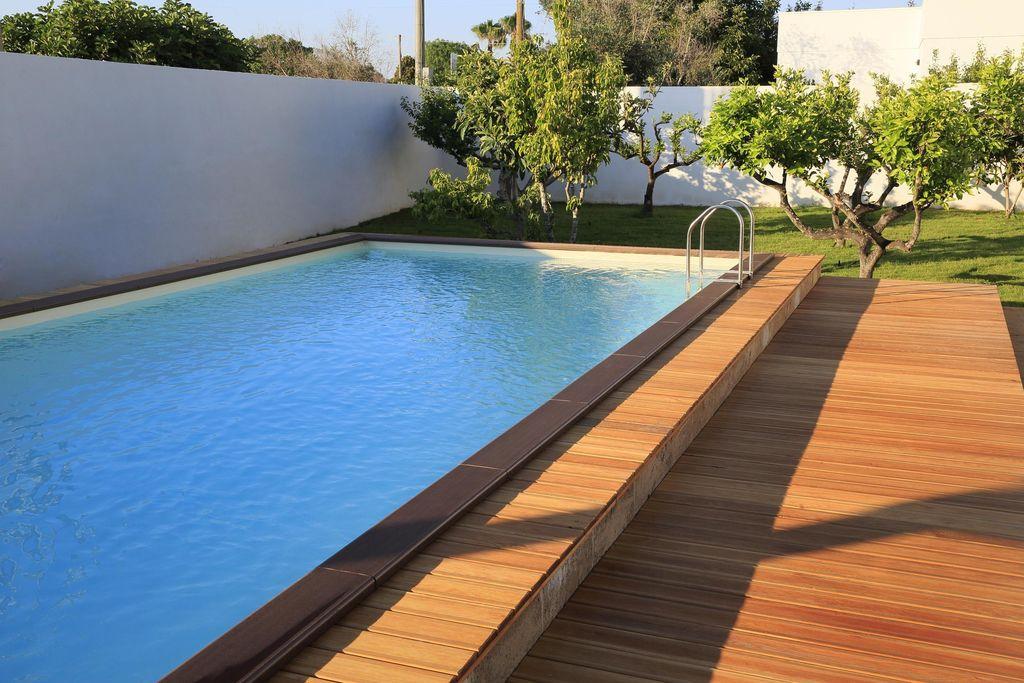 Gallipoli- Villa met zwembad   te huur