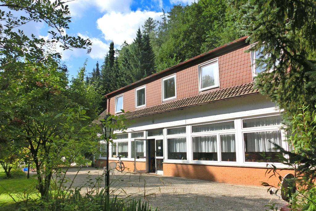 Ruime groepsaccommodatie in de Nedersaksen met biljart - Boerderijvakanties.nl