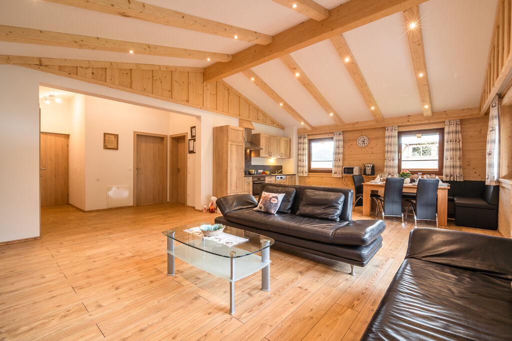Modern appartement in Radstadt met tuin - Boerderijvakanties.nl