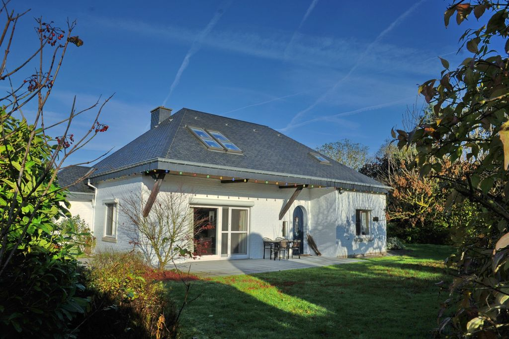 Prachtige villa in Durbuy, de Ardennen met barbecue - Boerderijvakanties.nl