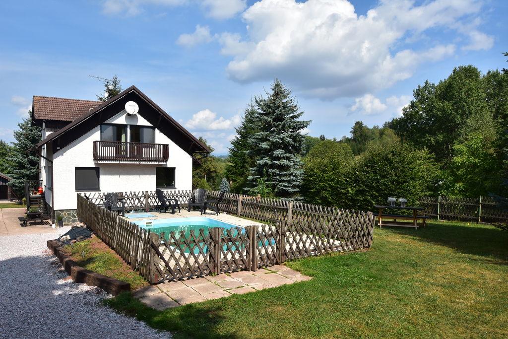 Comfortabel en sfeervol vakantiehuis met privé zwembad op prachtige locatie - Boerderijvakanties.nl