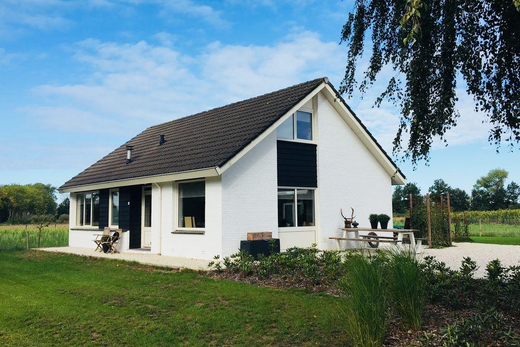 Landelijk gelegen huis in Nistelrode met weids uitzicht - Boerderijvakanties.nl