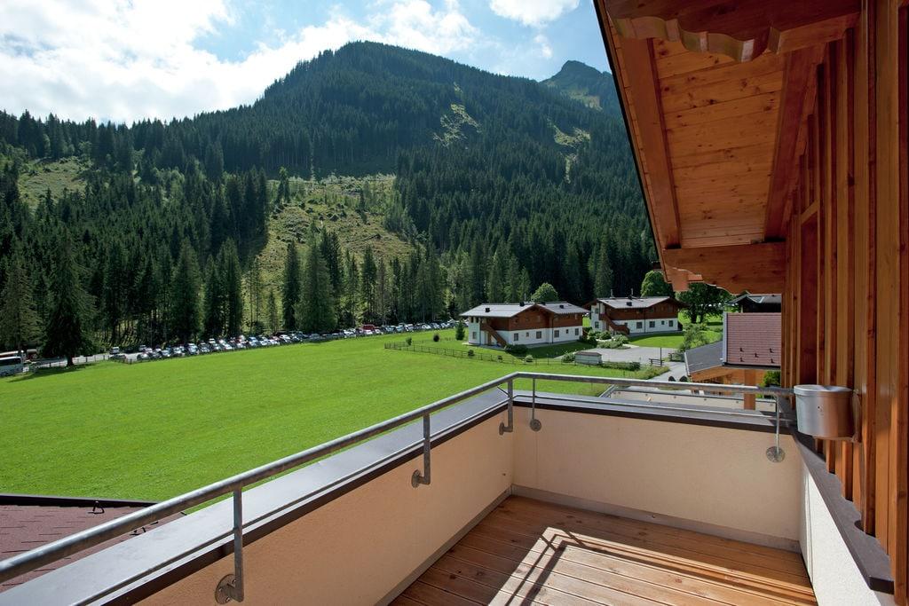 Ruim vakantiehuis in Salzburgerland met een balkon - Boerderijvakanties.nl