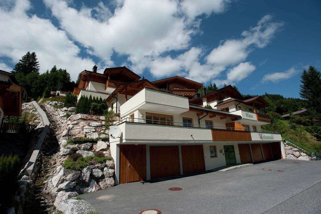 Luxe vakantiehuis in Saalbach-Hinterglemm met privésauna - Boerderijvakanties.nl