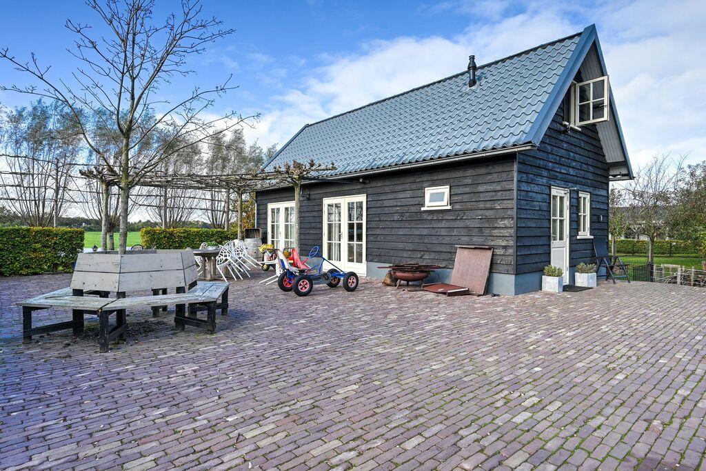 Sfeervol vakantiehuis met privétuin en terras in Overberg - Boerderijvakanties.nl
