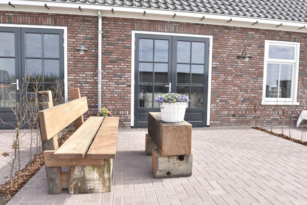 Studio voor 2 personen aan de Noord-Hollandse Zeekust - Boerderijvakanties.nl