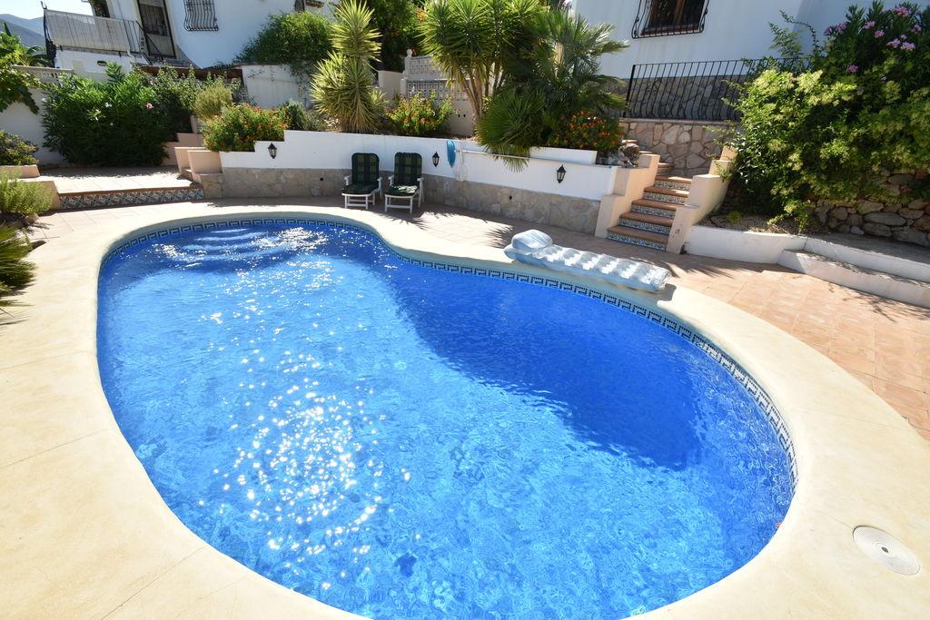charmante villa op top locatie in de bergen spectaculair uitzicht, privé zwembad - Boerderijvakanties.nl