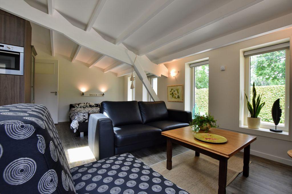 Modern appartement in Aerdt dicht bij een rivier - Boerderijvakanties.nl