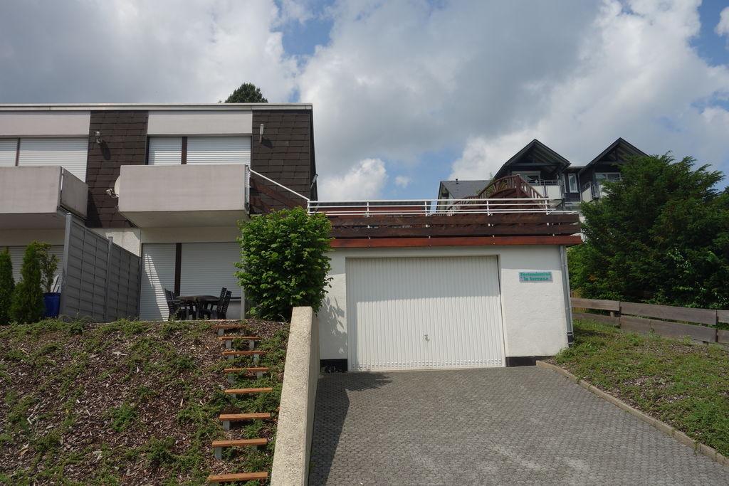 Gezellig vakantiehuis in Willingen met privéterras - Boerderijvakanties.nl