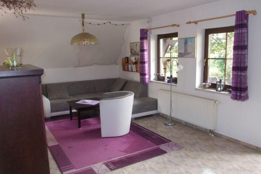Gezellig vakantiehuis in Marlow met terras - Boerderijvakanties.nl