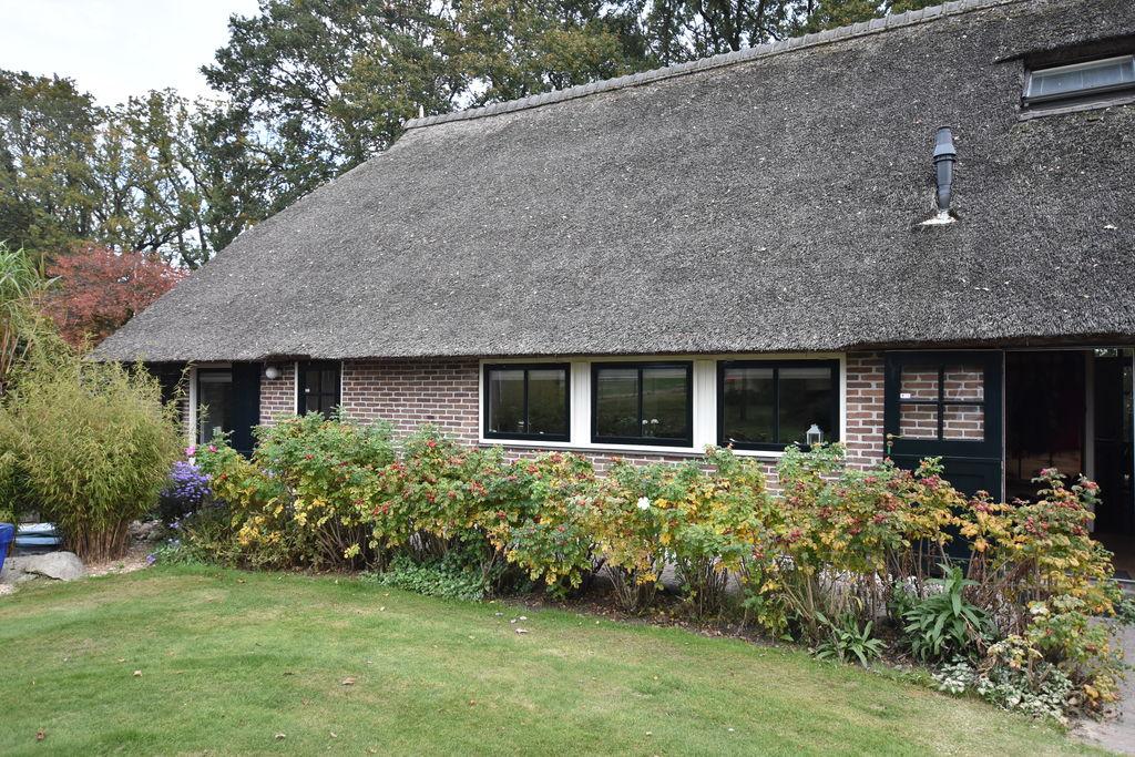 Sfeervol appartement met vrij uitzicht gelegen in Dwingeloo,honden zijn welkom! - Boerderijvakanties.nl