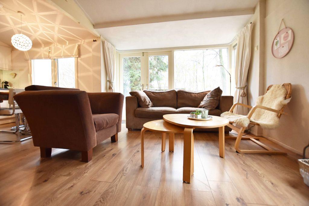 Knus, sfeervol ingericht rustig gelegen bungalow in Exloo met Netflix en fietsen - Boerderijvakanties.nl