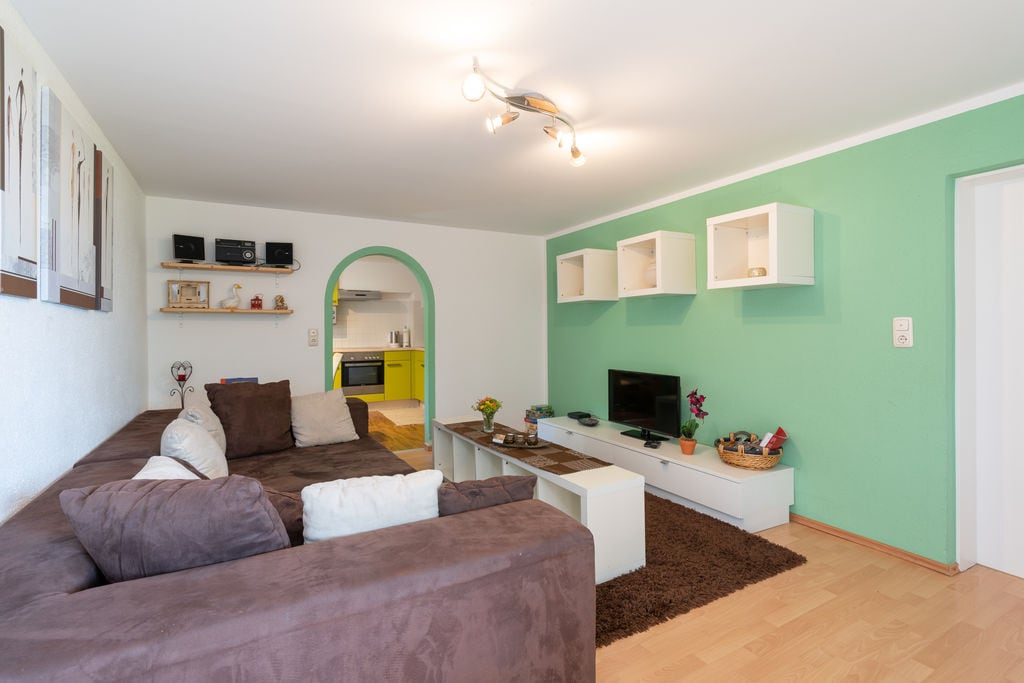 Gemoedelijk appartement in Walchen met balkon - Boerderijvakanties.nl
