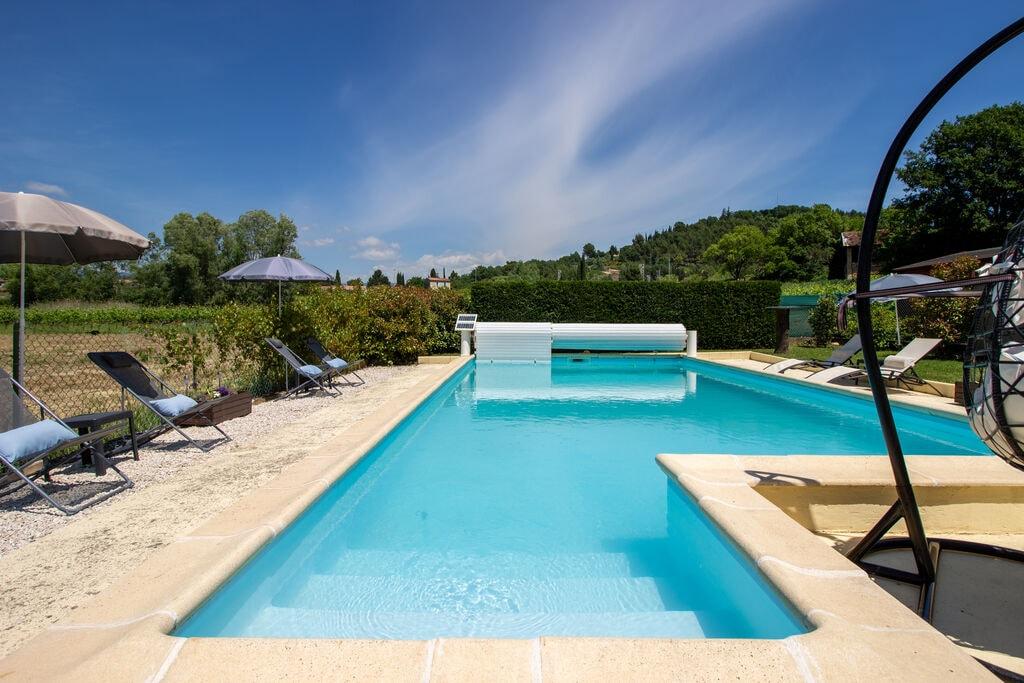 Sfeervol vakantiehuis in Gargas met een zwembad - Boerderijvakanties.nl