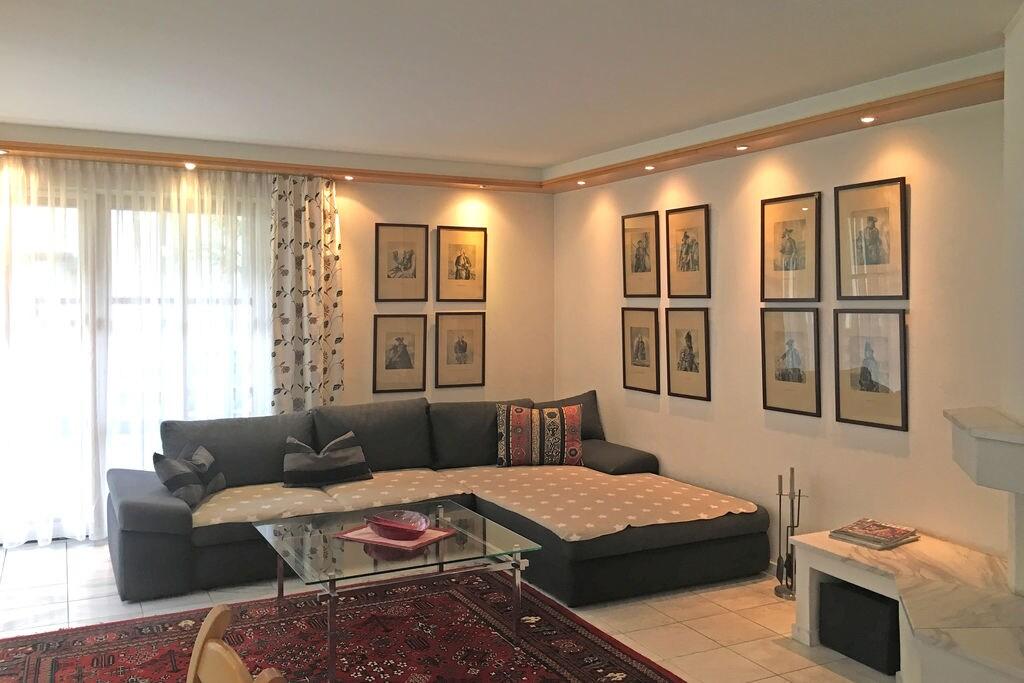 Licht appartement in Beieren met privéterras - Boerderijvakanties.nl