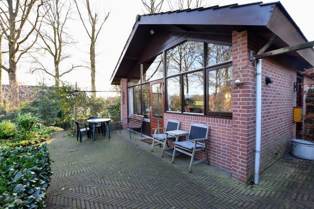 Authentiek en knus vakantiehuis met ruime tuin en uitzicht op weilanden - Boerderijvakanties.nl