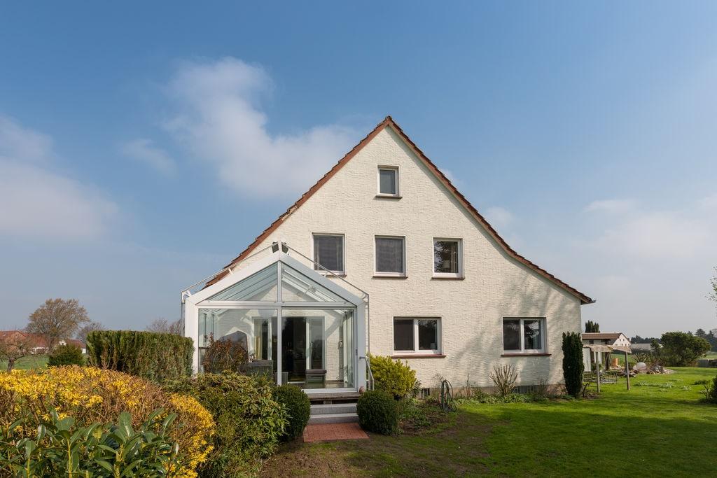 Royaal appartement in Noordrijn-Westfalen met privéterras - Boerderijvakanties.nl