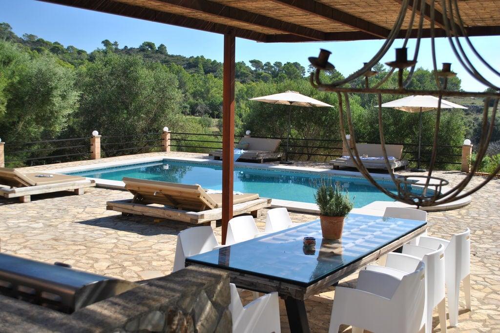 Mooi landhuis in St. Llorenç des Cardassar met een zwembad - Boerderijvakanties.nl