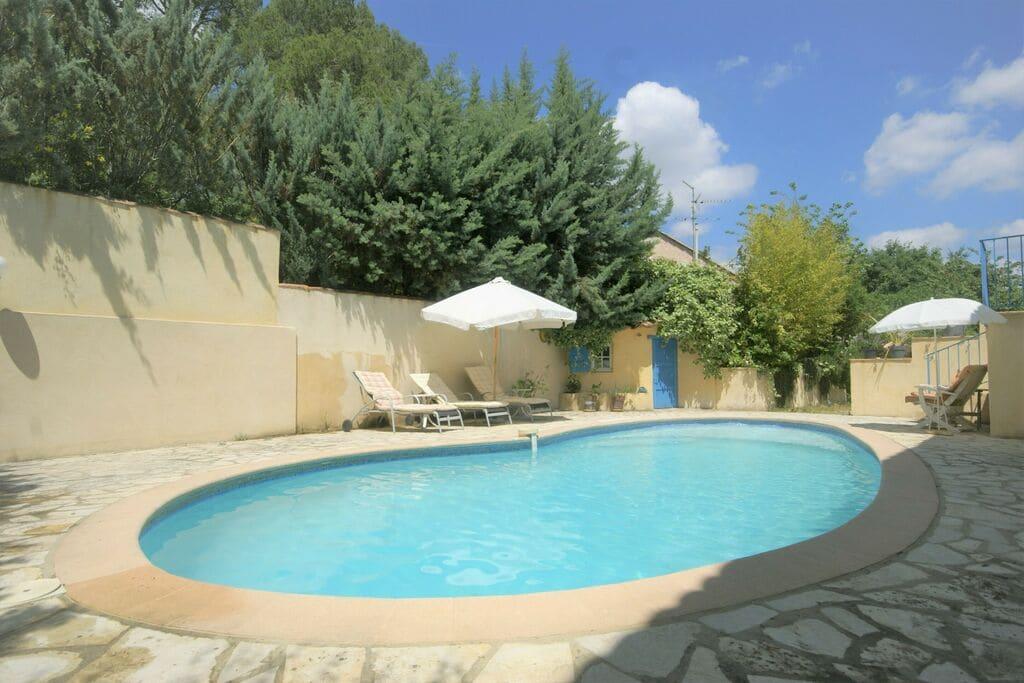 Sfeervolle villa in Lorgues met privézwembad en omheinde tuin - Boerderijvakanties.nl