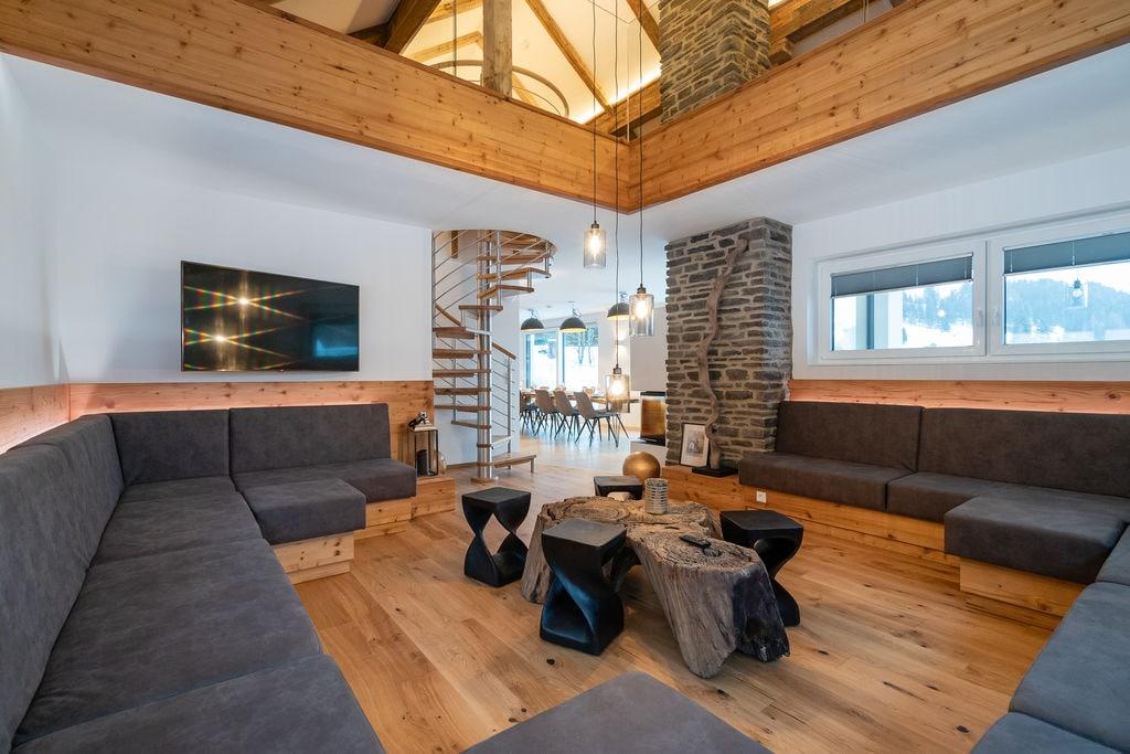 Luxe chalet in Mauterndorf aan de voet van skigebieden - Boerderijvakanties.nl