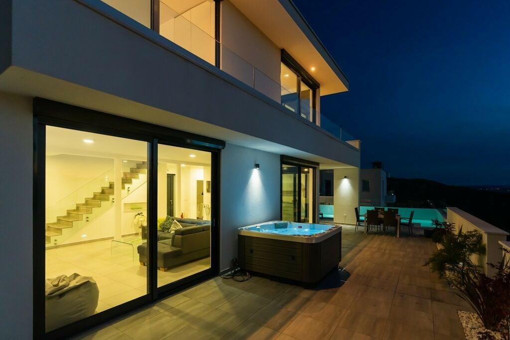 Luxe villa in Kvarner, Kroatië met privézwembad en wellness - Boerderijvakanties.nl
