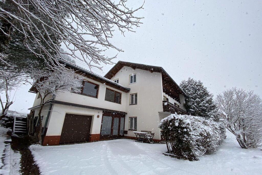 Haus Alpentraum - Apartment Balkon