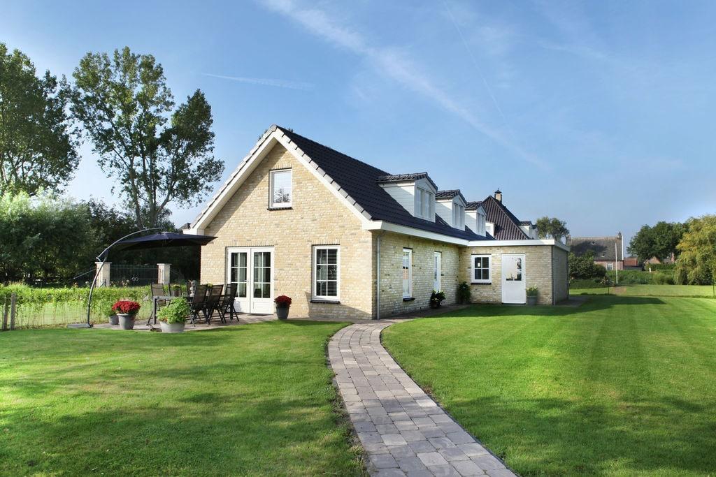 Eersteklas huis in Schoorldam met uitgestrekte tuin - Boerderijvakanties.nl