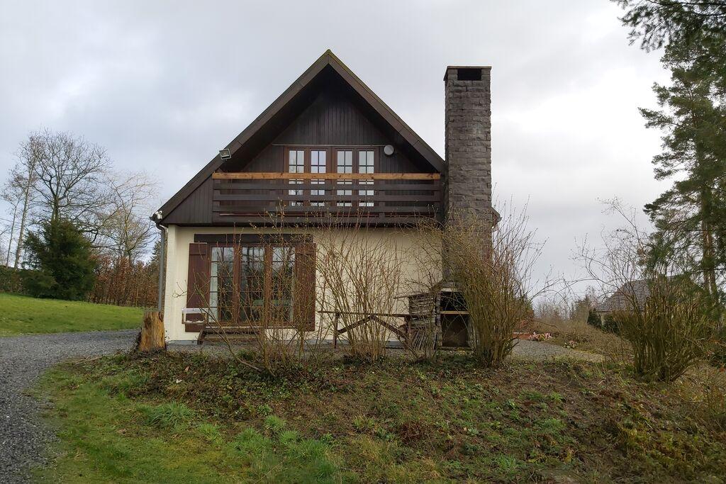 Comfortabel vakantiehuis in Durbuy met panoramisch uitzicht - Boerderijvakanties.nl