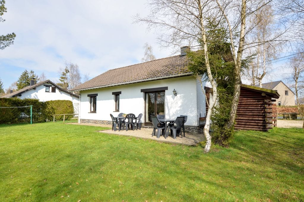 Gemoedelijke vakantiewoning in bosrijke omgeving - Boerderijvakanties.nl