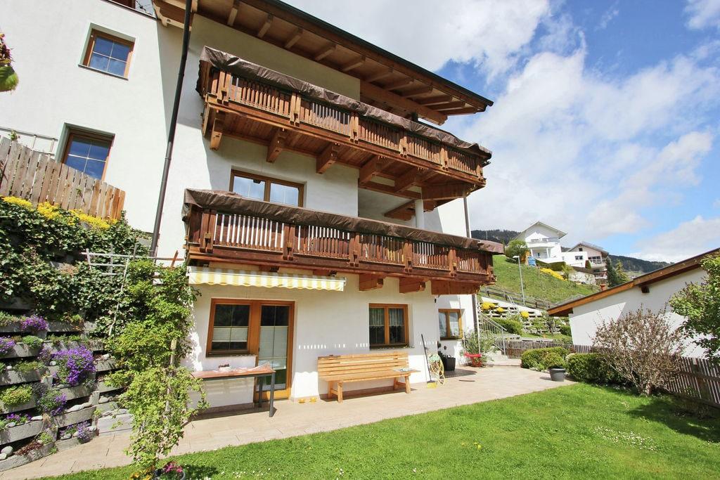 Gezellig appartement met tuin in Wenns, Oostenrijk - Boerderijvakanties.nl