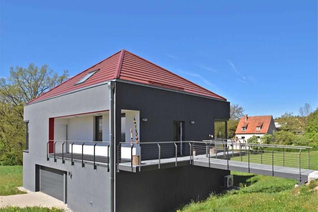 Exclusief appartement met overdekt balkon in Mittelfranken - Boerderijvakanties.nl