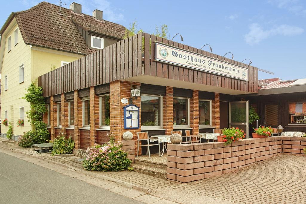 Comfortabel vakantie-appartement op een rustige locatie met heerlijk balkon op het zuiden - Boerderijvakanties.nl