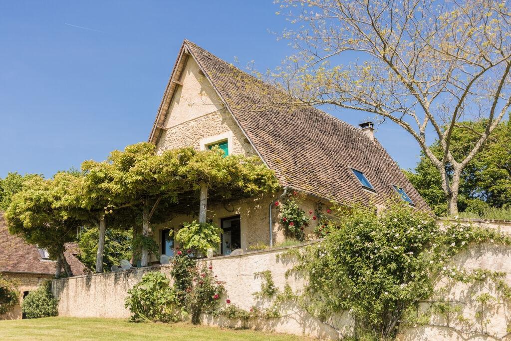 Ruim vakantiehuis in Aquitaine met een privézwembad - Boerderijvakanties.nl