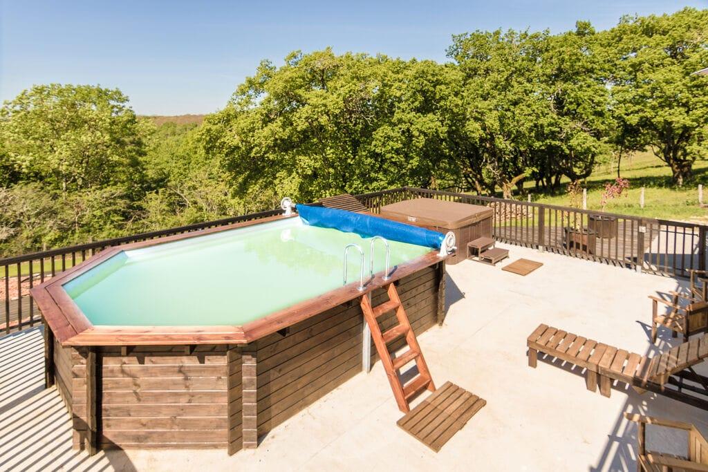 Verbluffend appartement in Zuid-Frankrijk met privézwembad - Boerderijvakanties.nl