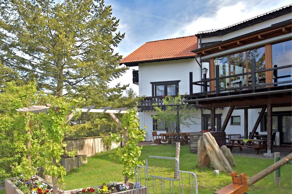 Ruim appartement in het Harzgebied met een sauna en jacuzzi - Boerderijvakanties.nl