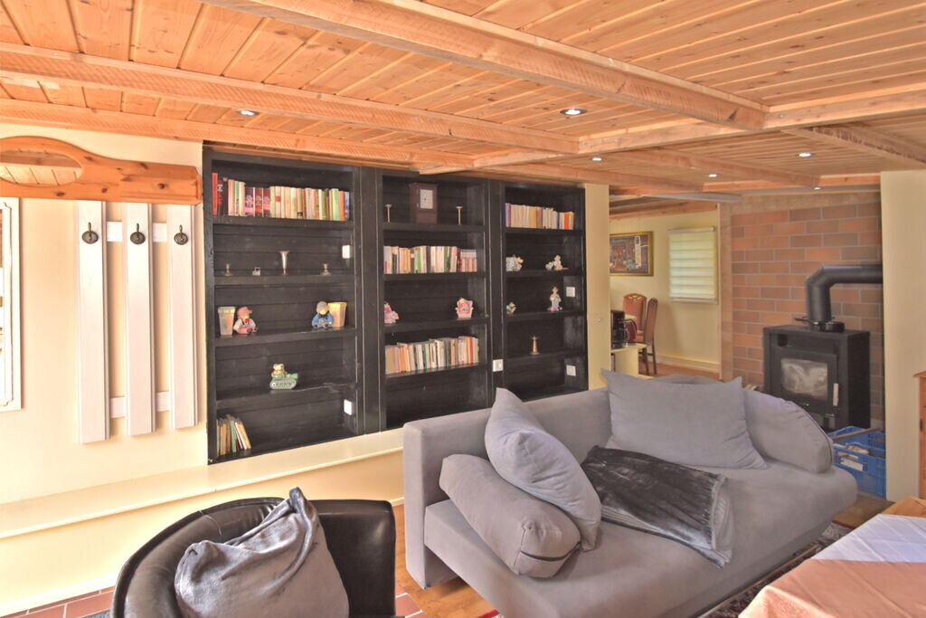 Knus vakantiehuis in Ballenstedt met een jaccuzi en sauna - Boerderijvakanties.nl