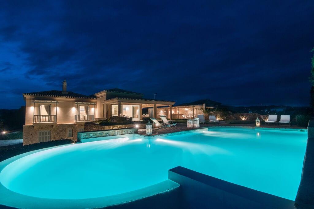 Luxe villa in Peloponnese met zwembad - Boerderijvakanties.nl
