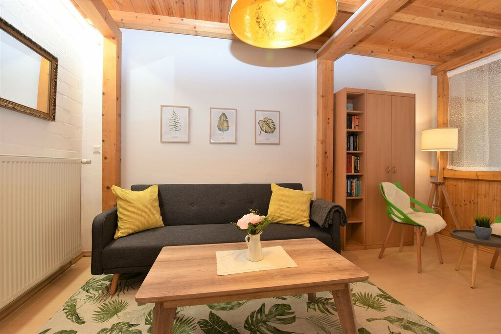 Gezellig appartement in Rerik nabij de zee - Boerderijvakanties.nl