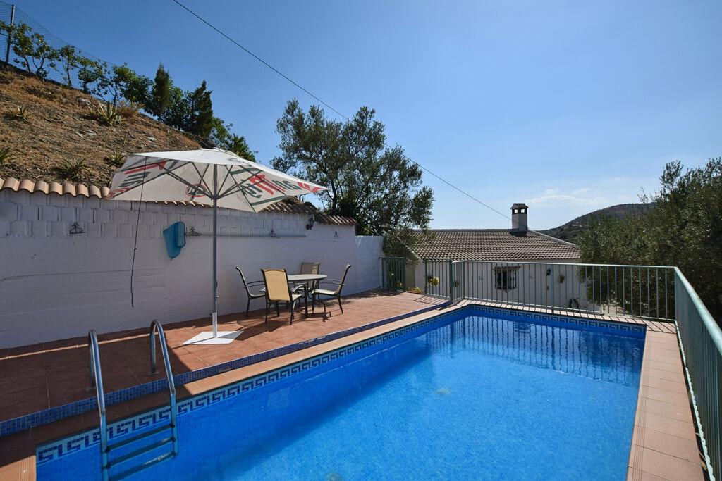 Prettig vakantiehuis aan de Costa del Sol met privézwembad - Boerderijvakanties.nl