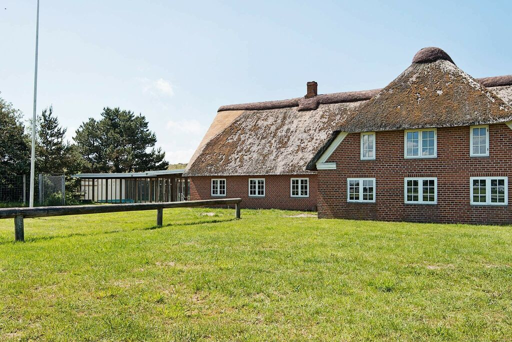 Mooi vakantiehuis in Jutland met verwarmd binnenzwembad