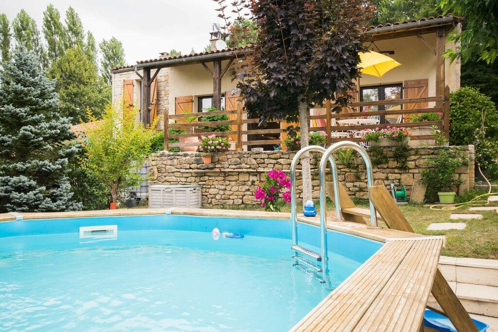 Heerlijk knus vakantiehuis met prive zwembad, prachtig uitzicht en alle rust!! - Boerderijvakanties.nl