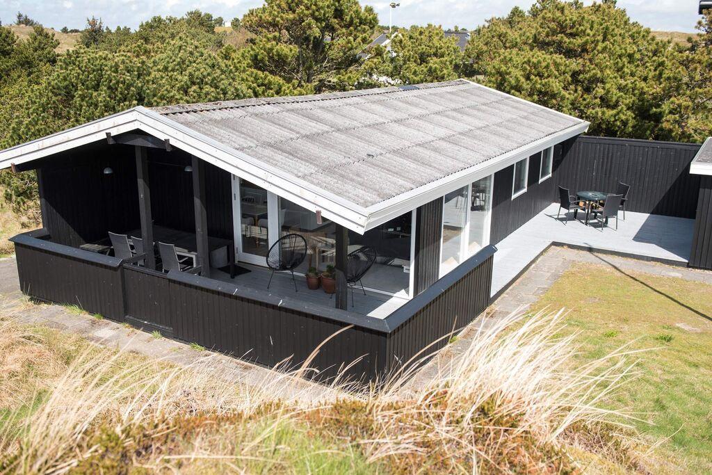 6 persoons vakantie huis op een vakantie park in Fanø