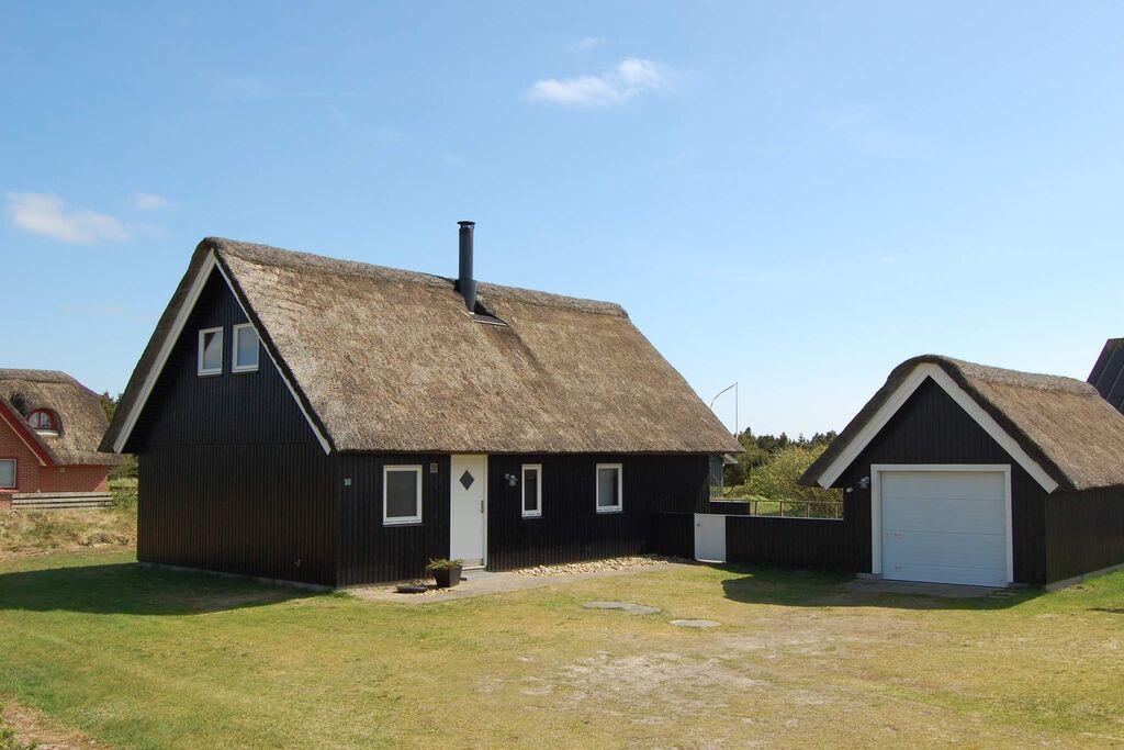 6 persoons vakantie huis op een vakantie park in Blåvand