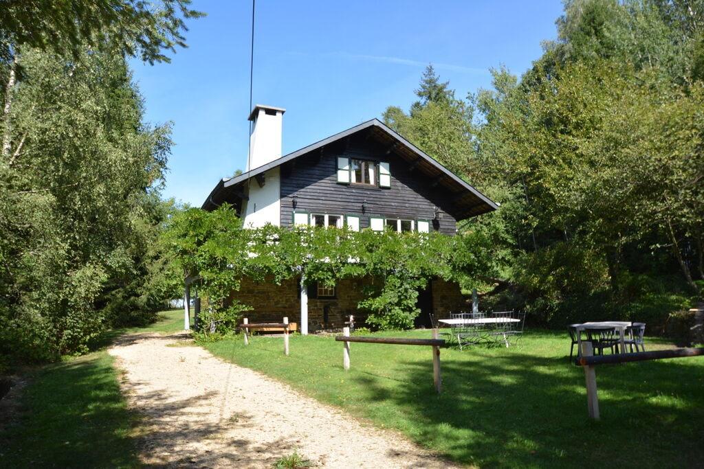 Chalet op het platteland, prachtige grote tuin, absolute rust, totale privacy - Boerderijvakanties.nl