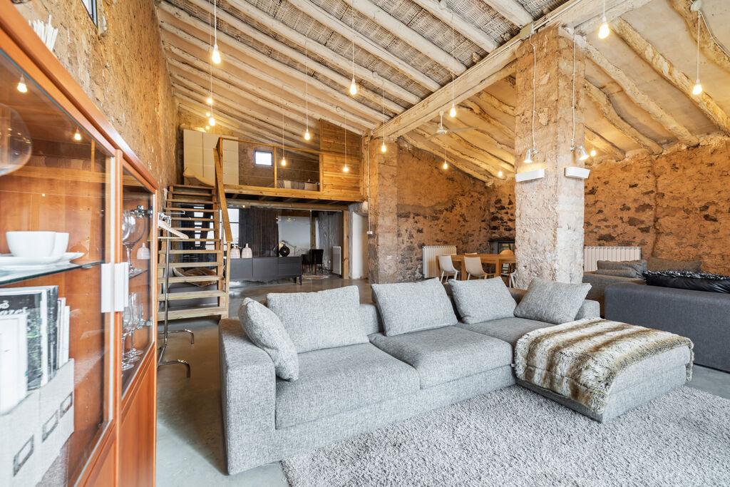 Mooie cottage in Fraga met een privétuin - Boerderijvakanties.nl