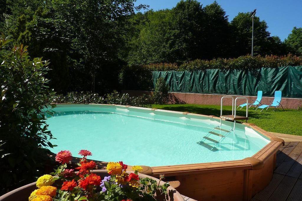Comfortabele vakantiewoning bij Pistoia met zwembad - Boerderijvakanties.nl