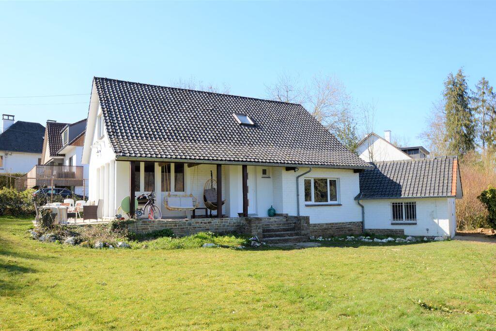 Schitterende villa in Namur met een gezellig terras - Boerderijvakanties.nl