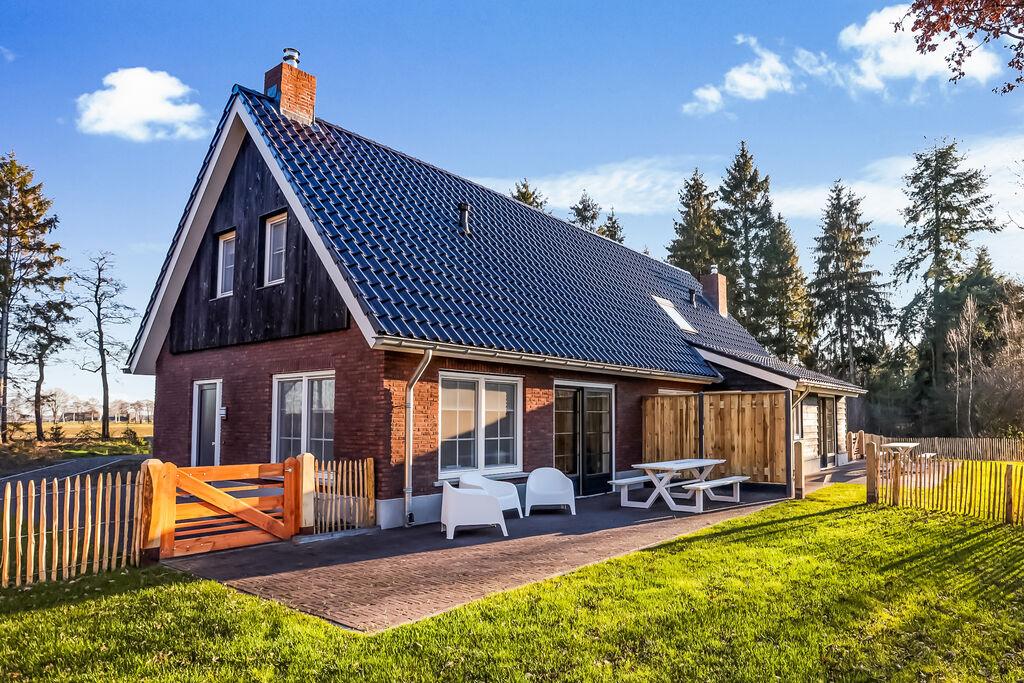 Stijlvol geschakeld vakantiehuis in Rijssen midden in de natuur - Boerderijvakanties.nl